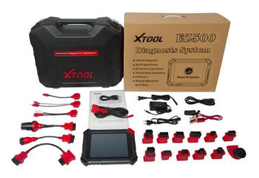 Sistem Pendukung Xtool EZ500 Full Diagnostic For Bensin Cars Special Function